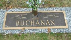 Sara <i>Livingood</i> Buchanan