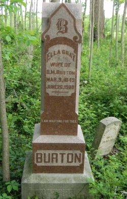 Ella <i>Gray</i> Burton