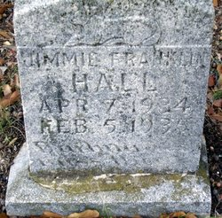 Jimmy Franklin Hall