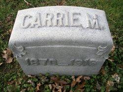 Carrie M <i>Pelton</i> Bair