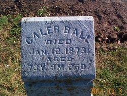 Caleb Ball