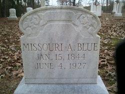 Missouri A <i>Buie</i> Blue