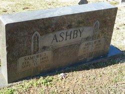 Mollie M <i>Wilburn</i> Ashby