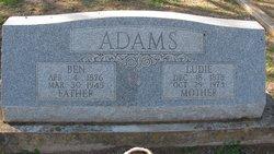 Caleb Benjamin Adams