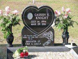 Cassidy Eilene Knight