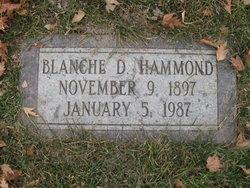 Blanche <i>Dalton</i> Hammond
