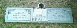 Bertha Dora <i>Rust</i> Kraft