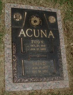 Lilia D Acuna