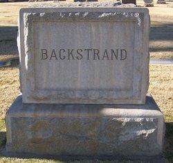 Dorothy <i>Iverson</i> Backstrand