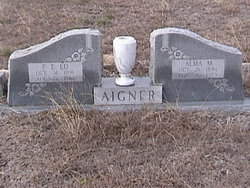 Alma Wilhelmine <i>Marek</i> Aigner