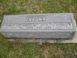 John N Athey