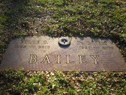 Dr Robert V Bailey, Jr