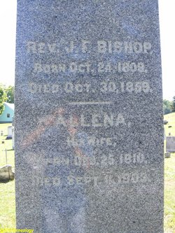 Rev John Fletcher Bishop