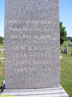 Frances Viola <i>Bishop</i> Bidwell