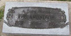 Avis Marie <i>Skrede</i> Amundson