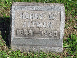 Harry W Altman