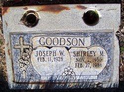 Shirley Mae <i>Clayborn</i> Goodson