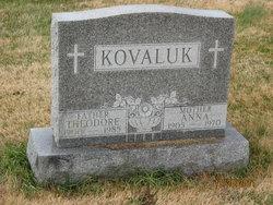 Theodore Kovaluk