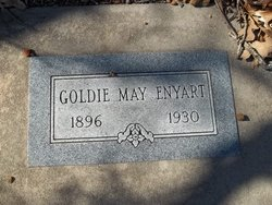 Goldie May <i>Barker</i> Enyart