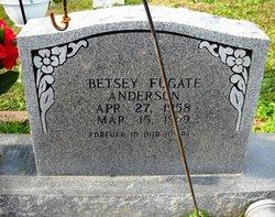 Betsey <i>Fugate</i> Anderson