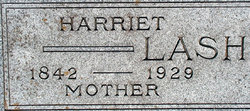 Harriet <i>Jewell</i> Lashbrook