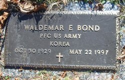 Waldemar E Bond