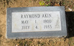 Raymond Akin