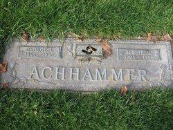 Bessie M Achhammer