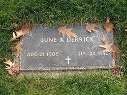 June K <i>Parks</i> Derrick