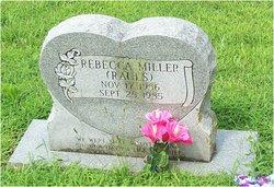 Rebecca <i>Rauls</i> Miller