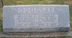 Margaret E. <i>Pepple</i> Douglas