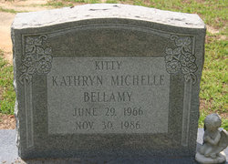 Kathryn Michelle Kitty Bellamy