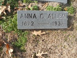 Anna <i>Gardner</i> Allen