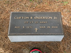 Clifton Brown Anderson, Jr