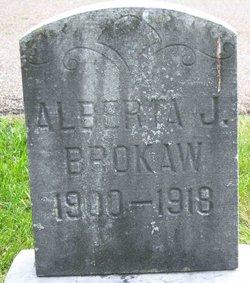 Alberta j Brokaw