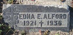 Edna Elizabeth Alford