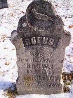 Rufus Brown