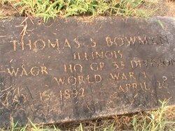 Thomas Sherman Bowman
