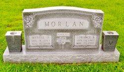 Myrtle Ortha <i>Binns</i> Morlan