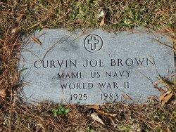 Curvin Joe Brown, Jr