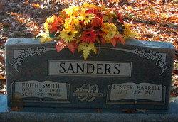 Edith <i>Smith</i> Sanders