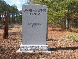Currie-Cameron Cemetery