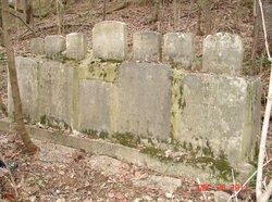 Andrew Summers Graveyard - Huyett's Corner