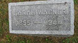 Sarah Jane <i>Snyder</i> Wagner