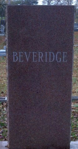 LTC Richard F Beveridge