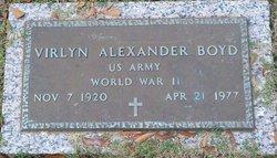 Virlyn Alexander Boyd