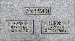 Elinor Veronica <i>Zoucha</i> Zappalo