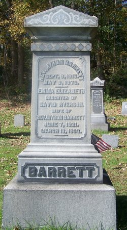 Emma Elizabeth <i>Ryerson</i> Barrett
