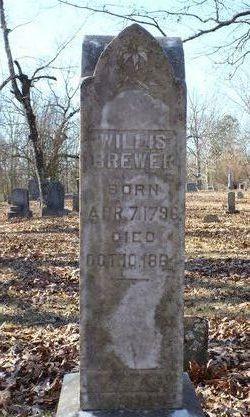 Willis Brewer