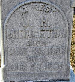 John Houston Middleton